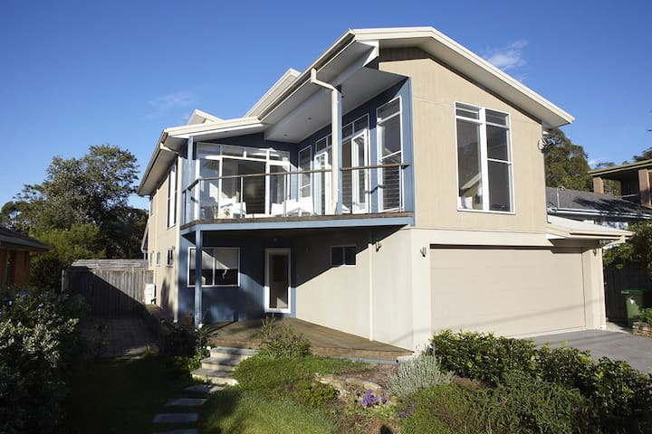 Luxury by the Sea. Ocean View Beach - Macmasters Beach - Casa