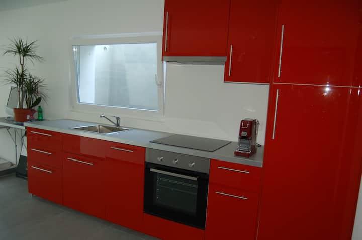 Moderne Wohnung,ruhige Lage, 10min. bis Bellinzona