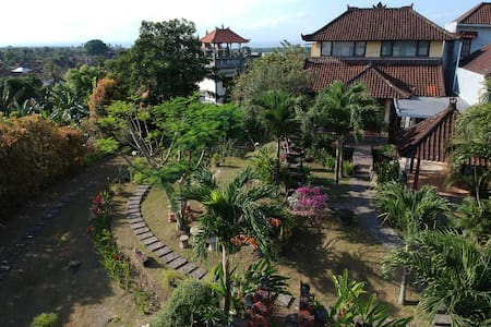 4 BR Villa | overlooking Lempuyang and Mt Agung