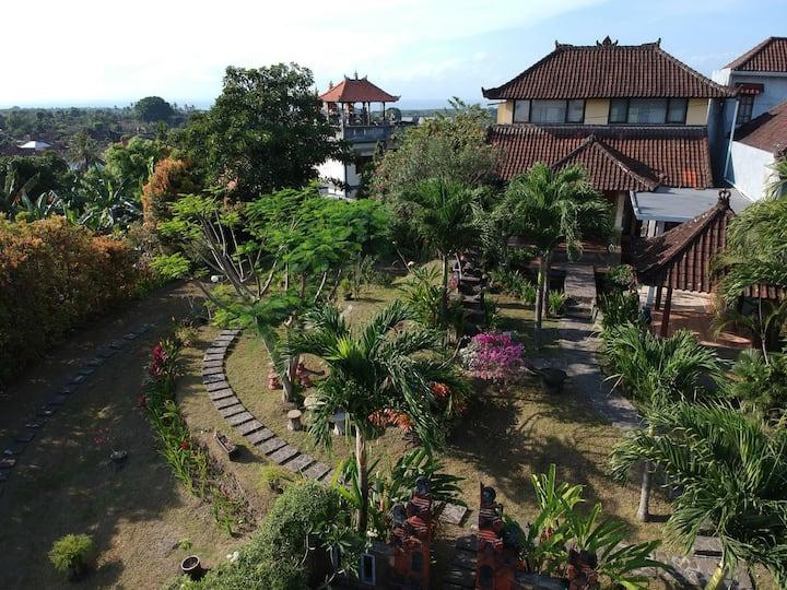 4 BR Villa | overlooking Lempuyang and Mt Agung