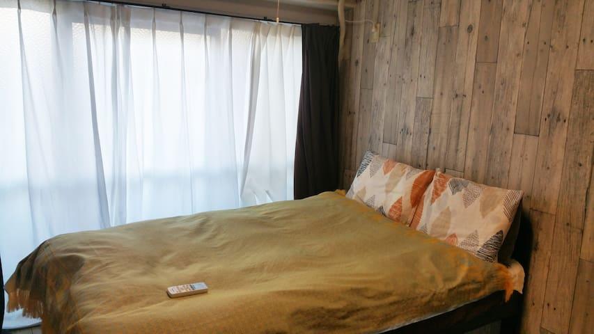 Osaka Namba Motomachi Guest Room 難波駅徒歩6分個室