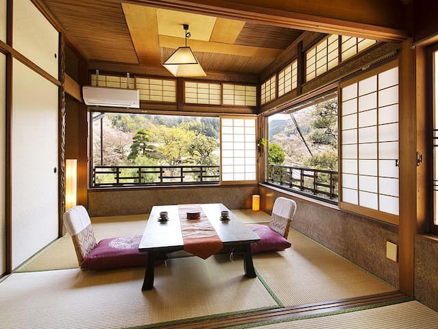 Japanese Style Economy Twin Room