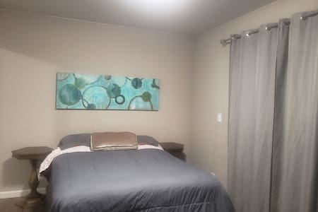 Private Central Suite (Nearby to Napa, Sac, SF)