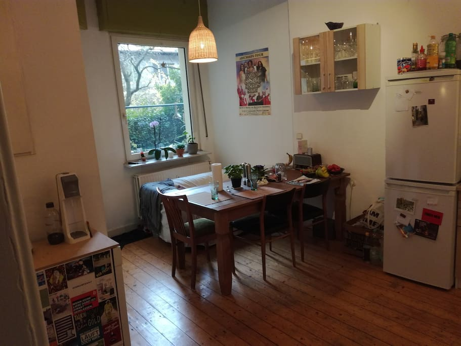 Küche/kitchen