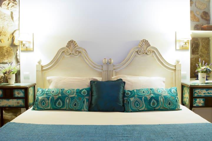 Casa de Louredo - rural tourism - Blue suite