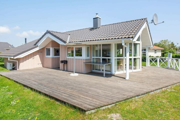 5 star holiday home in Groemitz