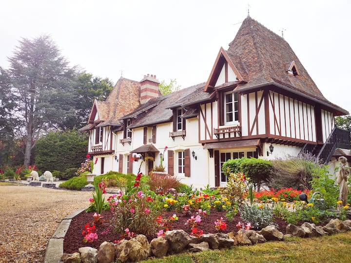 Magnifique demeure normande