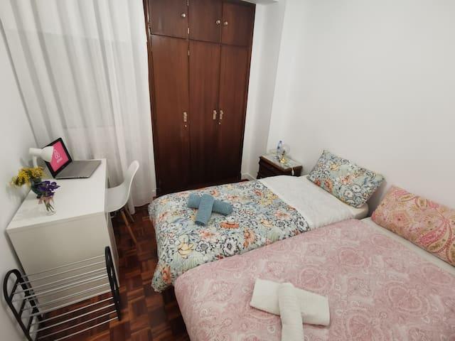 Habitación para 1 (o para 2) en Fuente de la Mora.