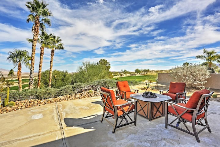 Cozy Borrego Springs Home at Rams Hill Golf Course