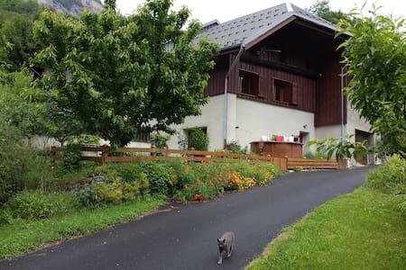 Large & comfortable  house, Savoie - MONTVERNIER