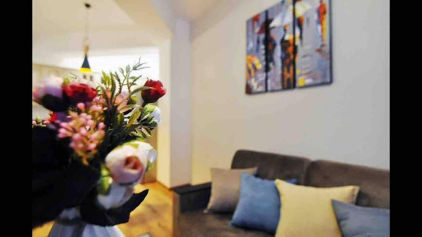 Nina Apartment in Tbilisi