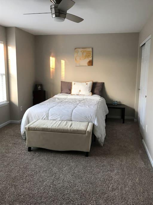 Bedroom Option A