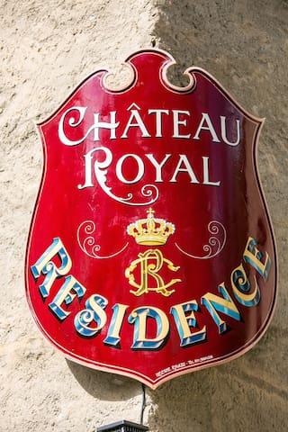 Château Royal - bilocale vista sul Gran Paradiso