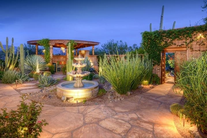 Picture perfect! The ultimate intimate getaway!! - Marana - Dom