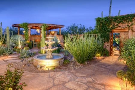Picture perfect! The ultimate intimate getaway!! - Marana