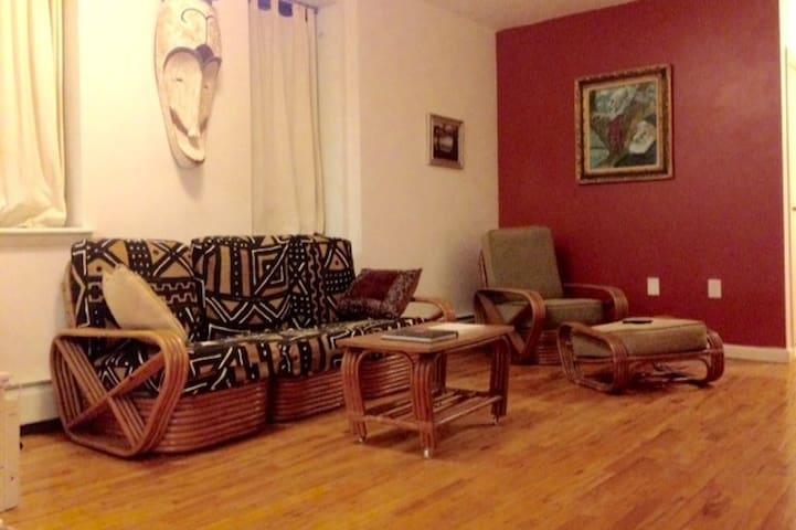 Private Bedroom Harlem  - Columbia University