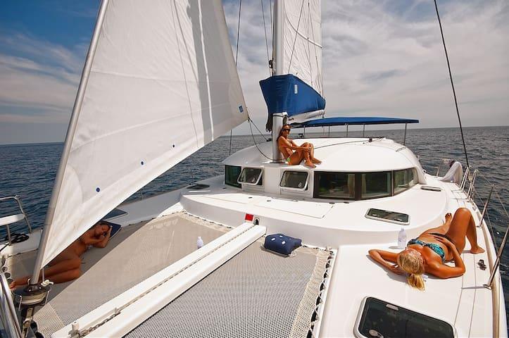 Spectacular Voyage Catamaran