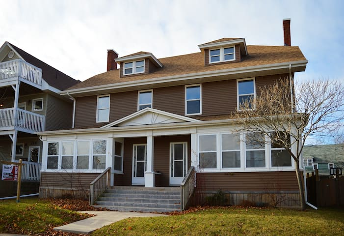 Fully furnished 2 bedrm suite - Downtown Moncton - Moncton - Huoneisto