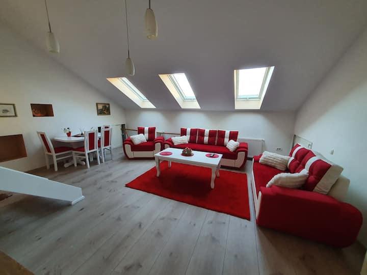 Extra loft