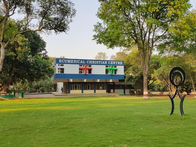ECC Green and Eco-Friendly Campus
