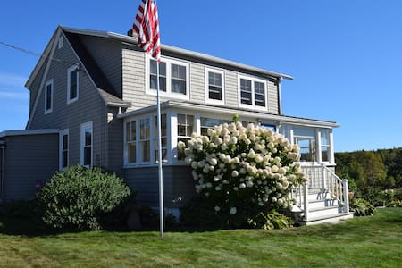 "Relax, unwind, enjoy Maine's best at ""Crow's Rest"" - Winter Harbor - Casa"