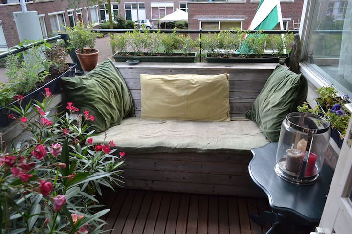 Private room, 2 pers. city centre - Rotterdam - Huoneisto