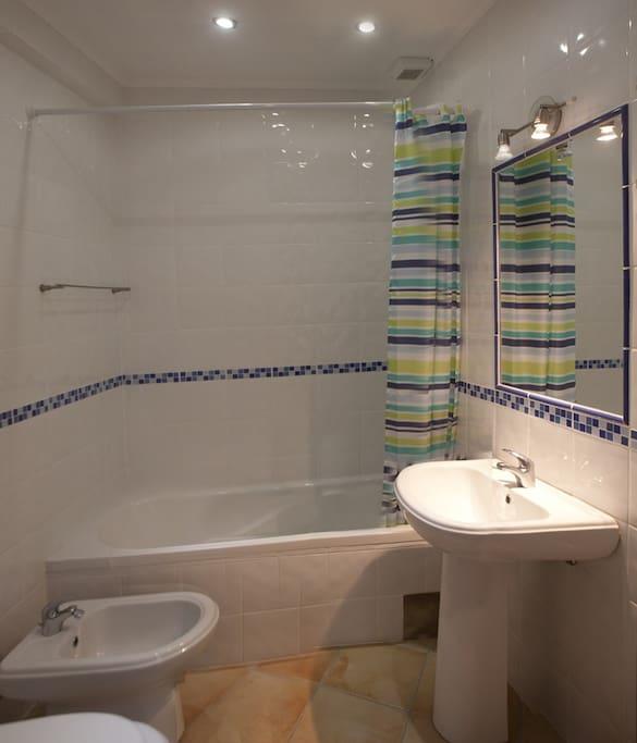 T1 bathroom
