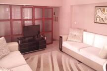 lounge / common area