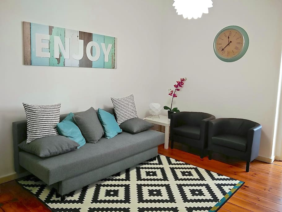 sofa / double bed