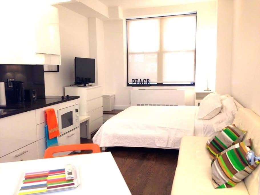 Luxury Newly Renovated Studio Apartments For Rent In New York New York Un