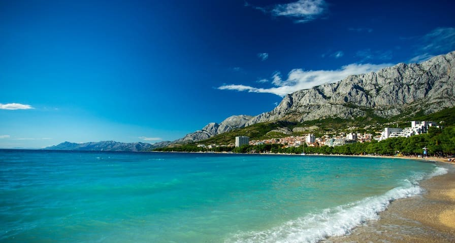 "Beautiful view apartment ""Marianne"" - Makarska - Lejlighed"