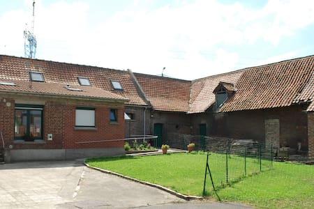 La Ferme des deux Chartreuses - Gosnay - Casa