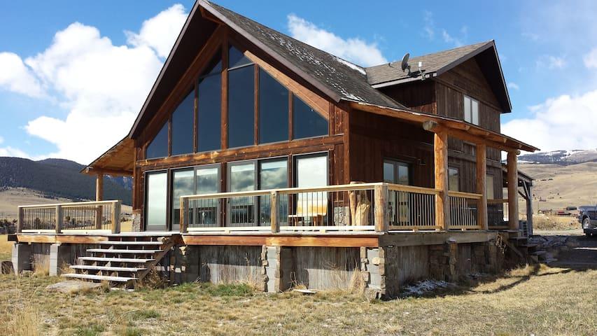 Wigwam Cabin - Ennis - House