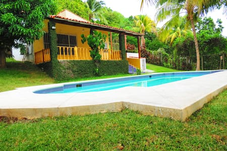 Best Beach House in a Private zone - Santa Tecla