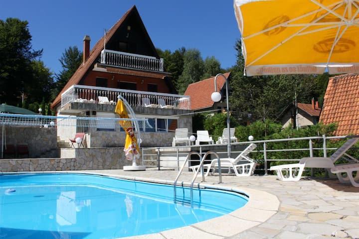 Villa Horizon at mountain Goc, Vrnjacka Banja