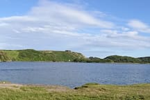 View of Lough Hyne