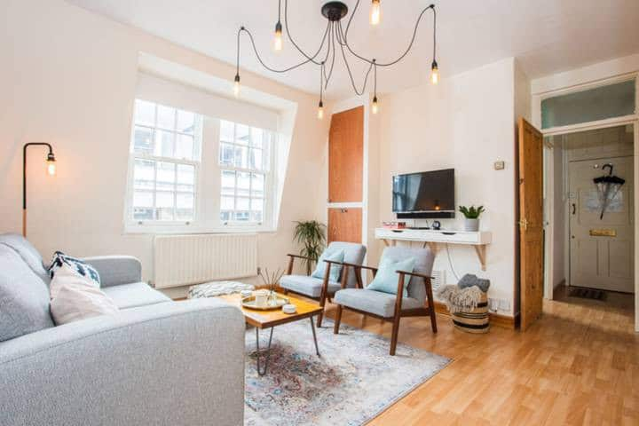 Amazing Apartment one walk Mayfair, Regents Street