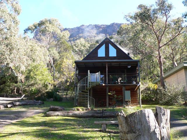 Halls Gap Bush Lodge
