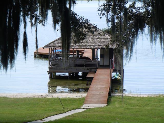 Southern Hospitality on Lake - Starke - Dům