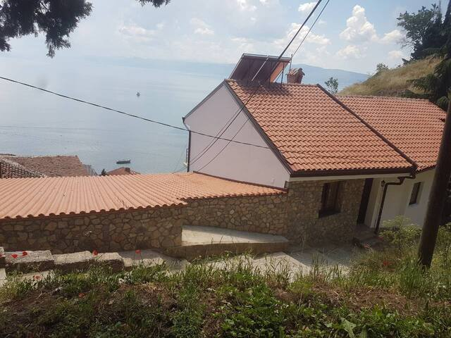 Small private room in the heart of old town Ohrid