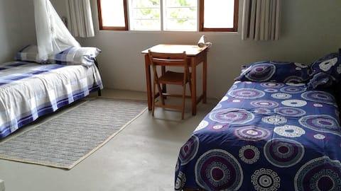 NyumbaniBB, Bukoba, Tanzania: Room Ti