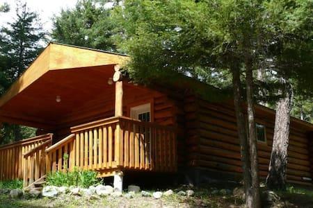 Honeymoon Cabin - Squamish-Lillooet A - Mökki