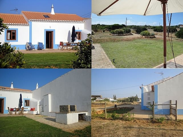 Outside: garden, chill out area, barbecue, plenty of space!