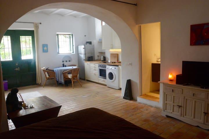 Welcome to my little Casita de Amò in Dalt Villa. - Eivissa - Haus