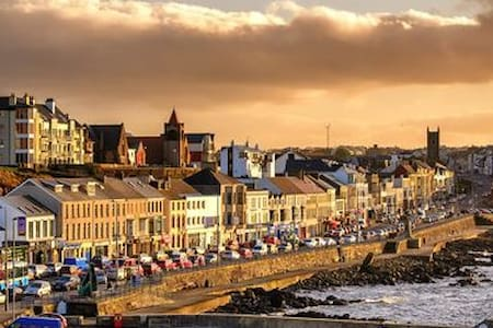 13.)Game of Thrones Bed & Breakfast in Portstewart - Portstewart - Wohnung