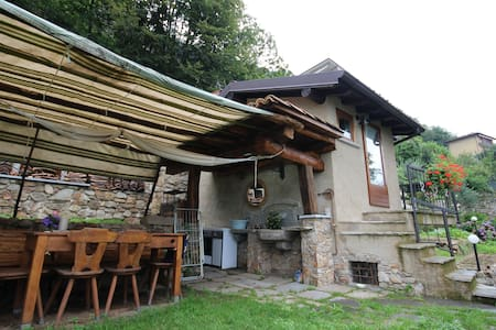 Little sweet house on Como lake - Bellano - Dom
