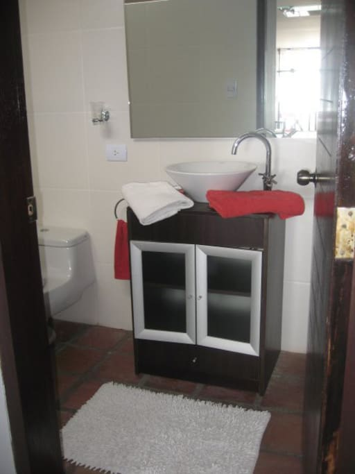 salas de baños privadas y modernas