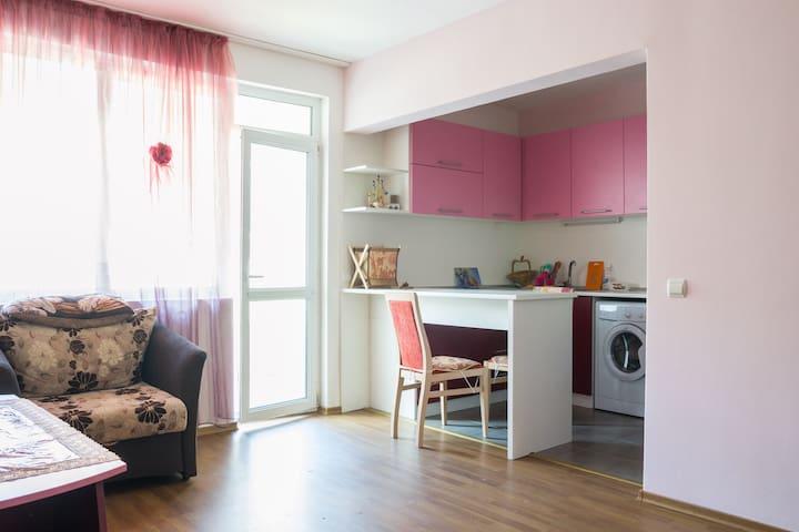 Двухкомнатная квартира в Аспарухово - квартал Аспарухово - 아파트