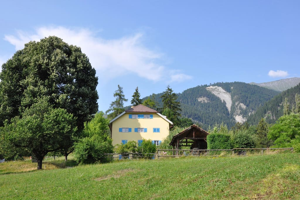 House from South Haus von Süden