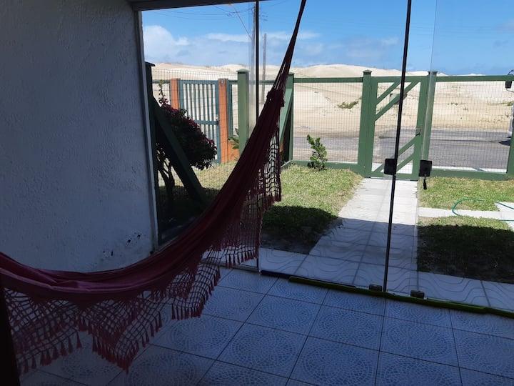 Imbé,  Beira mar,   três quartos.